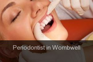 Periodontist in Wombwell
